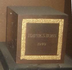 Hattie S. Burns