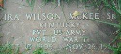 Ira Wilson McKee, Sr