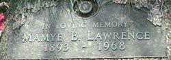 Mamye B Lawrence