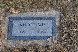 "William ""Bill"" Applegate"