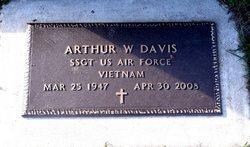 Sgt Arthur William Davis