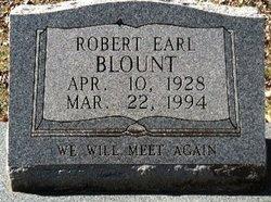 Robert Earl Blount