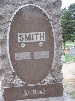 Thomas P Smith