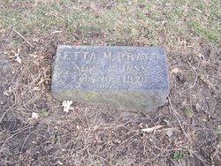 Etta M. Pratt