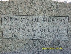 Nina <I>Moore</I> Murphy