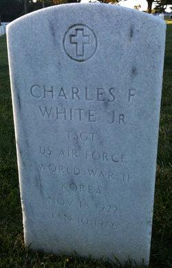Charles F. White, Jr