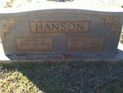 Henry S Hanson
