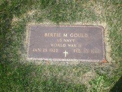 Bertie M Gould