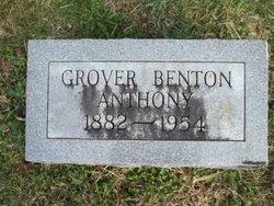 Grover Benton Anthony