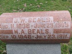 Jacob Wesley Beals