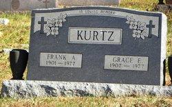 Grace E <I>Moore</I> Kurtz