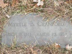Myrtle B Cranford