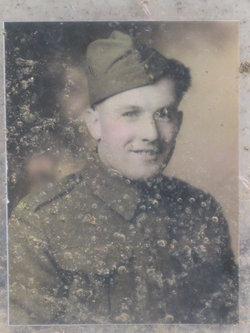 Private Andrew William Boudreau