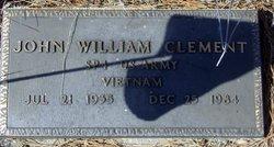John William Clement