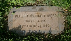 Delbert Franklin Jones