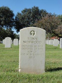 Tony Norwood Garrett