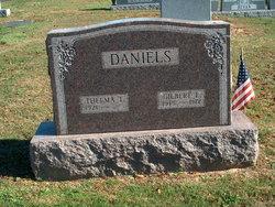 Gilbert E Daniels