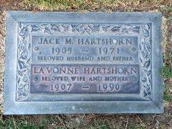 Jack Martin Hartshorn