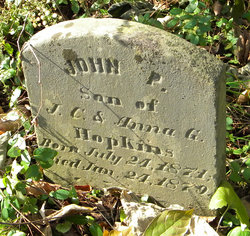John Percy Hopkins