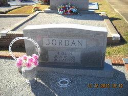 H. Olin Jordan