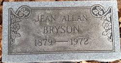 "Jean A. ""Jeanie"" <I>Allan</I> Bryson"