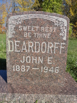 John Ezra Deardorff