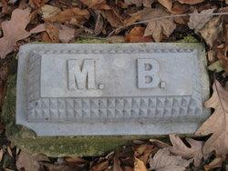 Mary A <I>Ellsworth</I> Bromley