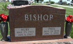 "Lyman Paul ""Paul"" Bishop"