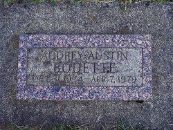 Audrey Ann Bodette