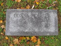 Donna Jean <I>Waits</I> Hoerter