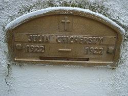 Julia Chichersky