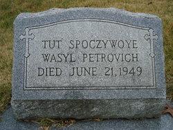 Wasyl Petrovich