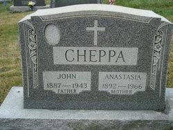 Anastasia <I>Buda</I> Cheppa
