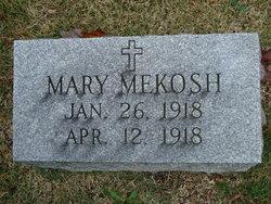 Mary Mekosh