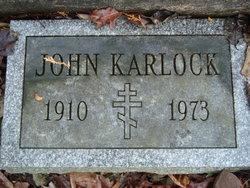 John Karlock
