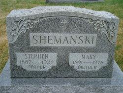 Mary Shemanski