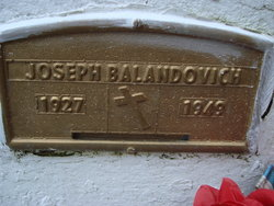 Joseph Balandovich