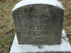 Peter Wysoczanski, Jr