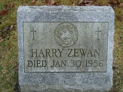 Harry Zewan