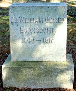Dr William Gower Branscomb