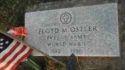 "Floyd Melvin ""Buck"" Ostler"
