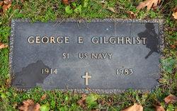 George E Gilghrist
