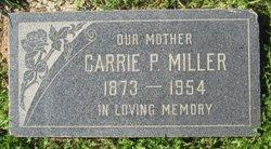 Carrie Jenkins <I>Parker</I> Miller