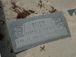 Gertie Algernon Bush