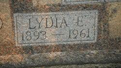 Lydia Elnora <I>Barnett</I> Wood