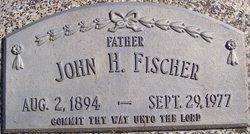 John H Fischer