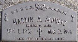 Martin A Schultz
