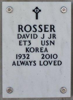 David John Rosser, Jr