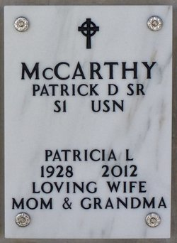 Patricia Louise McCarthy
