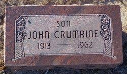"John ""Jack"" Crumrine"